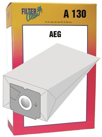 Staubsaugerbeutel A130 Papierfilter, Gr. 5