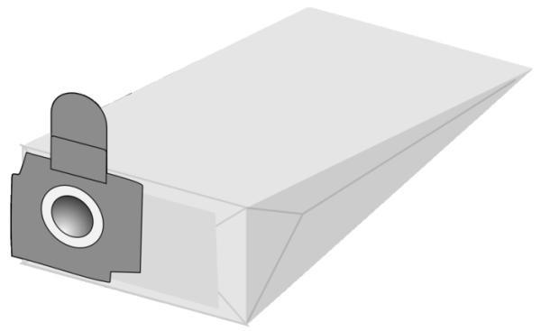 Staubsaugerbeutel K19 Papierfilter Kärcher