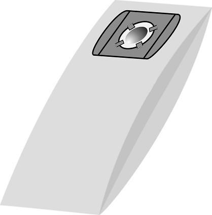 Papierfilter Universalbeutel f. Kesselsauger