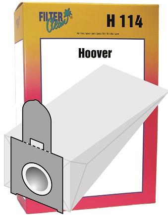Staubsaugerbeutel H114 Papierfilter HOOVER