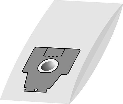 Staubsaugerbeutel S14 Papierfilter Siemens