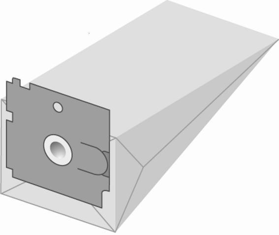 Papierfilter Rowenta, ZR-745, Dymbo