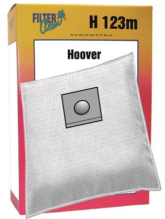 Staubsaugerbeutel H123m Mikrovlies, Hoover