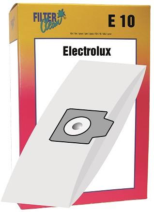 Staubsaugerbeutel E10 Papierfilter Elektrolux
