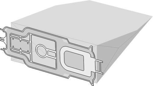 Staubsaugerbeutel V135 Papierfilter Kobold