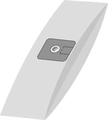 Staubsaugerbeutel W41 Papierfilter Ghibli