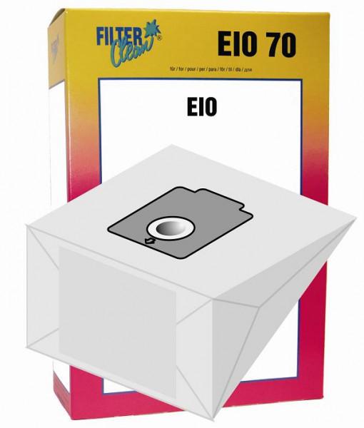 Staubsaugerbeutel EIO70 Papierfilter 70 Jolly
