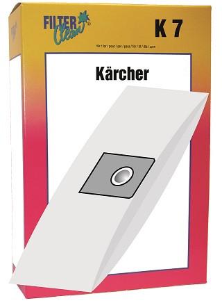 Staubsaugerbeutel K7 Papierfilter Kärcher