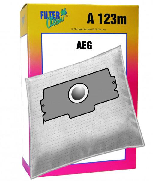 Staubsaugerbeutel A123m Mikrovlies Gr. 11, 13 AEG
