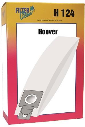 Staubsaugerbeutel H124 Papierfilter Hoover PurePower