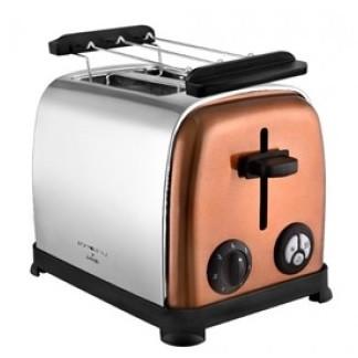 Toaster TO1050CO Design Edelstahl Copper , Efbe