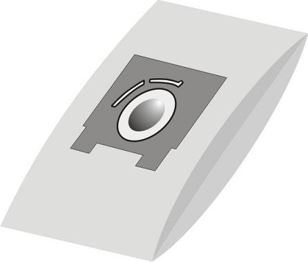 Staubsaugerbeutel W998 Papierfilter