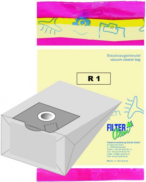 Staubsaugerbeutel R1 Papierfilter Rowenta