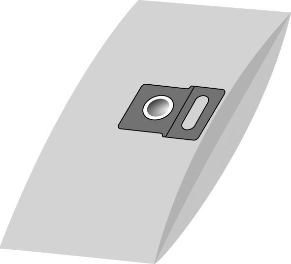 Staubsaugerbeutel W15 Papierfilter Profi 2