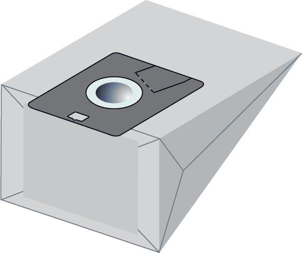 Staubsaugerbeutel W17 Papierfilter
